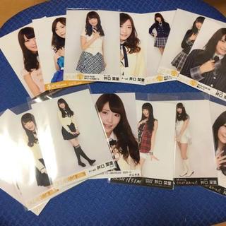 SKE48 - SKE48 井口栞里 生写真 14枚セット AKB48
