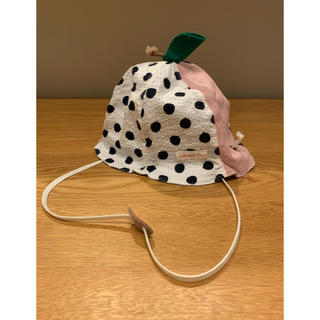 petit main - ベビー チューリップハット 帽子