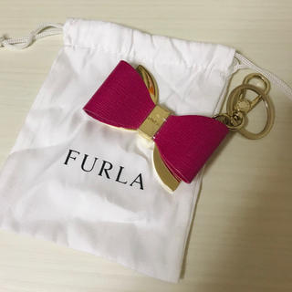 Furla - フルラ リボンチャーム