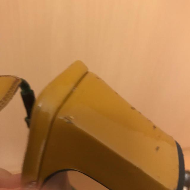 AU BANNISTER(オゥバニスター)のAUBANNISTER サンダル レディースの靴/シューズ(サンダル)の商品写真