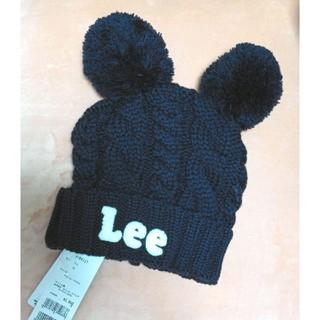 Lee - (新品未使用)リー ニット帽 ミッキーニット帽