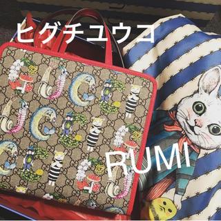 Gucci - グッチ GUCCI ヒグチユウコ トートバッグ