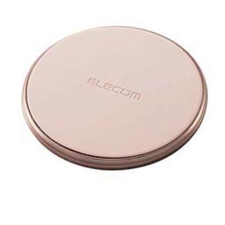 ELECOM - 【新品】ワイヤレス充電 ゴールド