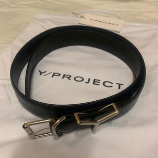 JOHN LAWRENCE SULLIVAN - Y/Project 20ss Belt