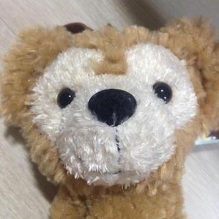 Disney - ダッフィー ぬいぐるみ ポーチ