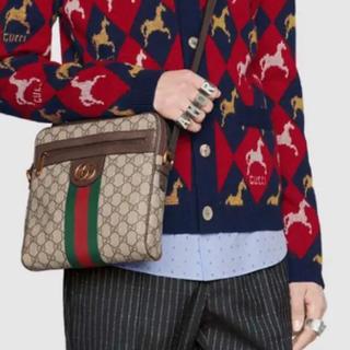 グッチ(Gucci)の今季 未使用新品 GUCCI オフィディアGG スモール メッセンジャー バッグ(メッセンジャーバッグ)