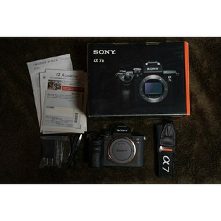 SONY - SONY α7Ⅲ 保証2021年6月まで