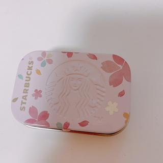 スターバックスコーヒー(Starbucks Coffee)のスタバ小物入れ🌸(小物入れ)
