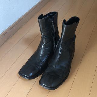 JOHN LAWRENCE SULLIVAN - 希少絶版モデル  alfredo bannister  スクエアトゥ ブーツ