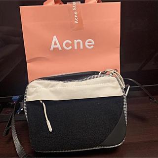 アクネ(ACNE)の★即購入OK★アクネ ショルダー バッグ 袋付き(ショルダーバッグ)