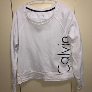 Calvin Klein - calvin klein トレーナー