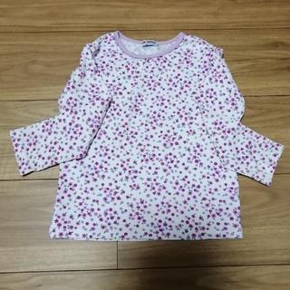mikihouse - ミキハウス 長袖Tシャツ 110 花柄