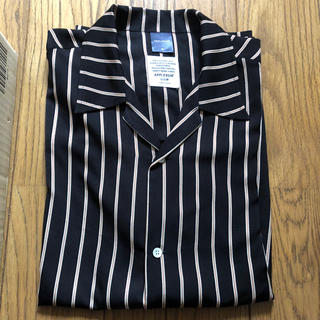 APPLEBUM - Regimental Stripe Aloha S/S Shirt