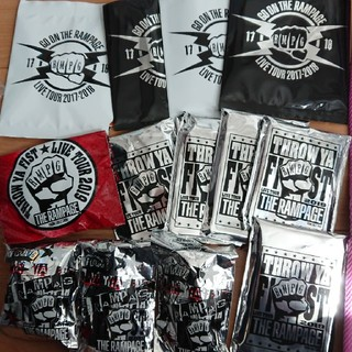 THE RAMPAGE - THE RAMPAGE+LDHグッズ