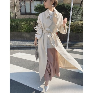 Ameri VINTAGE - 新品タグ付き アメリヴィンテージ SOUFFLE OVER COAT