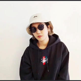 STUSSY - STUSSY Polar Fleece Bucket Hat ハット