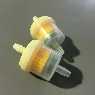 2個セット新品未使用 ガソリンフィルター 錆びとり ごみ取り フェールフィルター