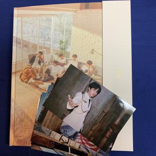 BTS 写真集 オヌル フォトブック 展示会