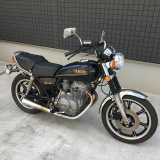 ヤマハ(ヤマハ)のYAMAHA ヤマハ XS250スペシャル 純正ノーマル 4A8 GX(車体)