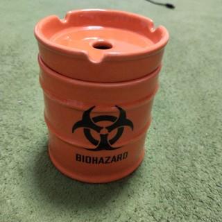 バイオハザード ドラム缶型灰皿