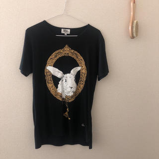 Vivienne Westwood - ヴィヴィアン ラビットTシャツ