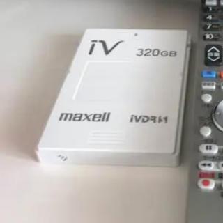 maxell - maxell ハードディスクIVDR 320GB  M-VDRS320G.D