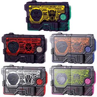 BANDAI - 【新品 未使用】サウンドプログライズキーシリーズ SG 2種 GP 3種 計5種