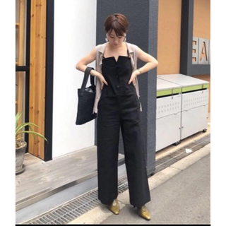 TODAYFUL - 新品タグ付きTODAYFUL Linen Bustier Combinasion