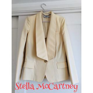 ステラマッカートニー(Stella McCartney)の美品 STELLA McCARTNEY テーラードジャケット(テーラードジャケット)
