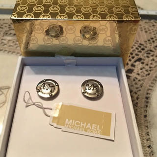 Michael Kors - マイケルコース ピアス 両耳