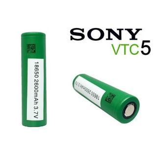 ソニー(SONY)のSONY 18650 VTC5 12 2600mAh  30A IMR 新品1本(タバコグッズ)