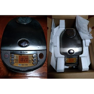 象印 - 象印 圧力IH 1升(10合/1.8L) 炊飯器 一式
