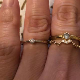 ジュエリーツツミ(JEWELRY TSUTSUMI)のツツミのダイヤモンド指輪(リング(指輪))