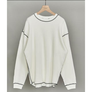 BEAUTY&YOUTH UNITED ARROWS - 【WEB限定】by サーマル ワイド カットソー MADE IN JAPAN