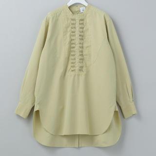 BEAUTY&YOUTH UNITED ARROWS - 6 roku ★ PIN TUCK SHIRT シャツ 36