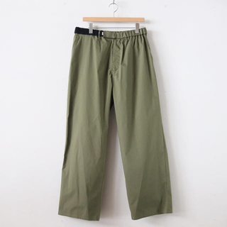 Graphpaper  Stretch Typewriter Cook Pant