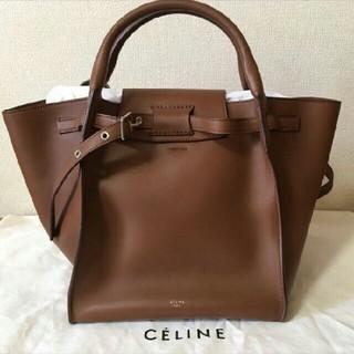 celine - 値下げ【CELINE / セリーヌ】ビッグバッグ タン スムースカーフスキン