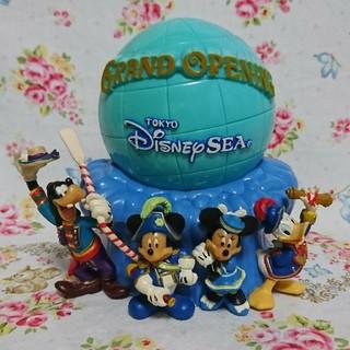 Disney - ディズニーシー グランドオープン 貯金箱