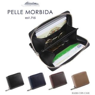 PELLE MORBIDA - 美品★ ペッレモルビダ 財布 小銭入れ★レディース メンズ 本革