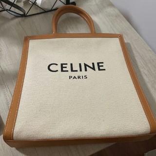 celine - CELINE トートバッグ バーティカル カバ