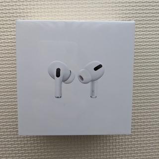 Apple - 【新品未開封】AirPods Pro