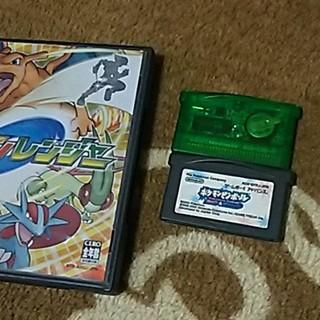 ポケモン - ゲームボーイアドバンスソフト ポケモン Nintendo DSソフト