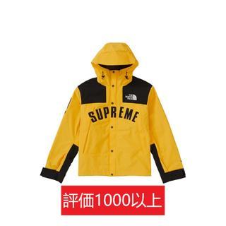 Supreme - Supreme TNF Arc Logo Mountain Parka 黄S