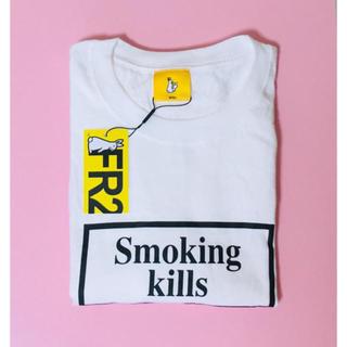 VANQUISH - FR2 Smoking Kills Tシャツ Lサイズ
