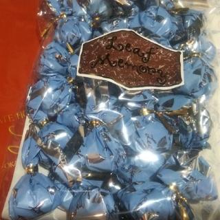 モンロワール 限定 大人気 青 ブルー チョコレート リーフメモリー (菓子/デザート)