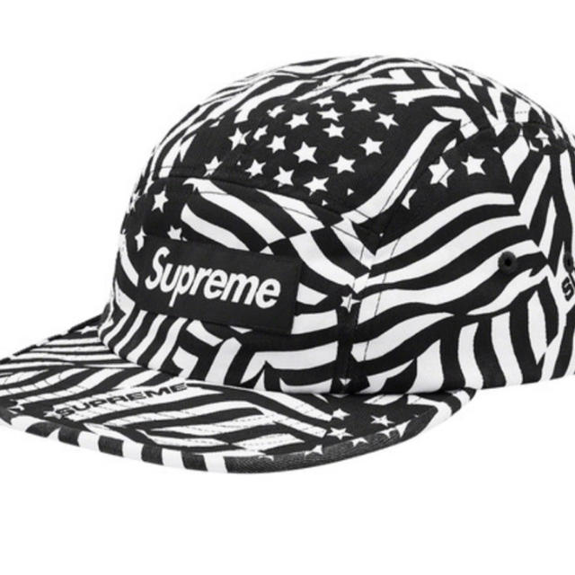 Supreme(シュプリーム)のsupreme Washed Chino Twill Camp Cap メンズの帽子(キャップ)の商品写真