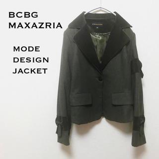 BCBGMAXAZRIA - 【美品】BCBG MAXAZRIA マックスアズリア テーラードジャケット