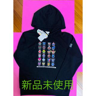 BANDAI - 仮面ライダー パーカー  Mサイズ   ブラック
