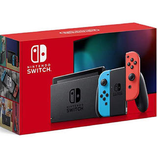 Nintendo Switch - 【早い者勝ち】switch 任天堂 本体 スイッチケース付き