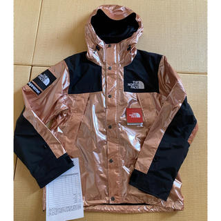Supreme - Supreme North face Metallic Mountain M
